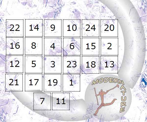 Piercing Advents-Kalender 2018