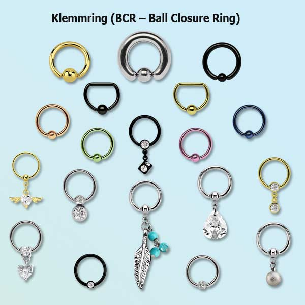 Klemmring (BCR) – Ball Closure Ring