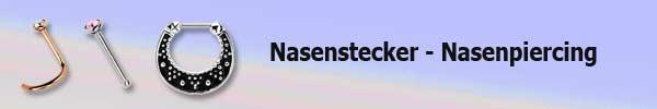Nasenstecker - Nose Stud