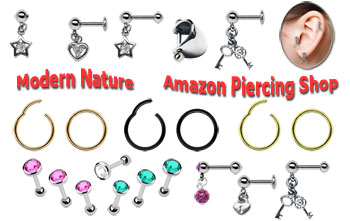 Amazon Piercing Shop