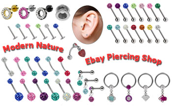 Ebay Piercing Shop