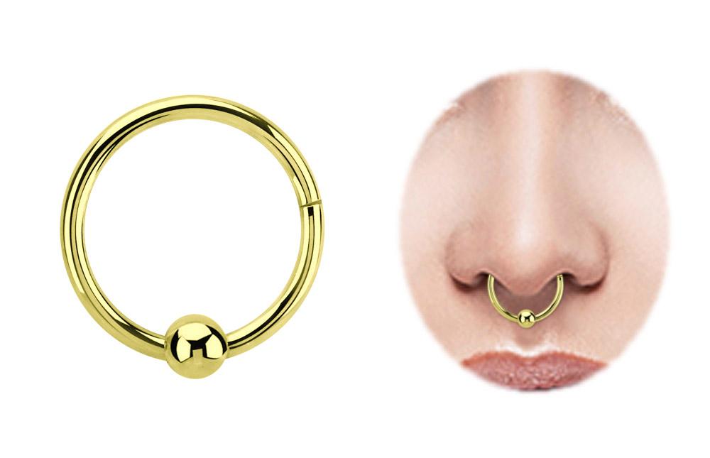 Öffnen kugel piercing Barbell (piercing)